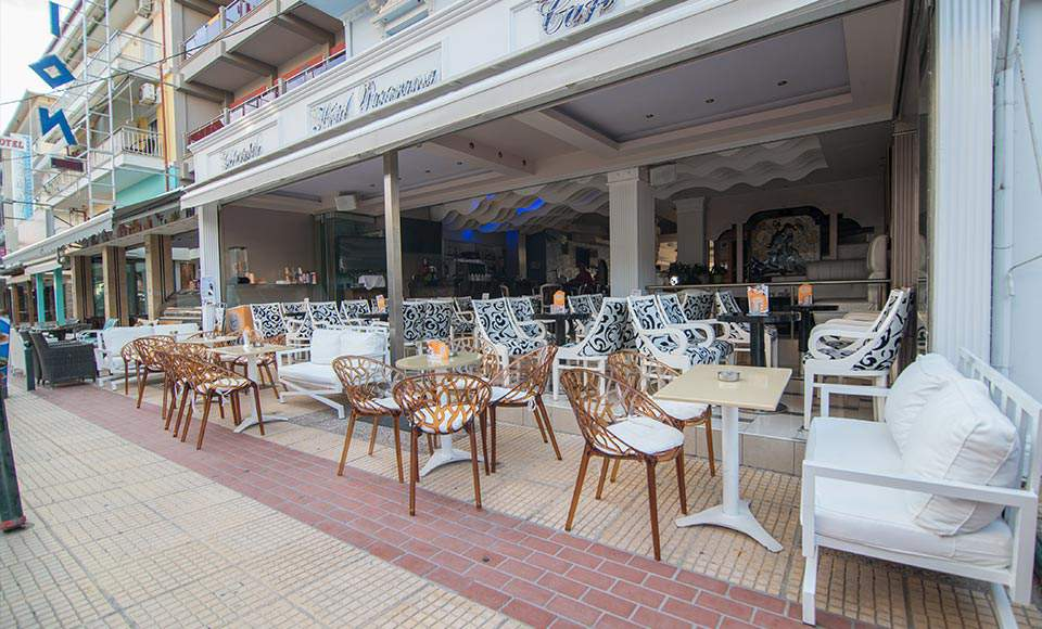 Facilities - Hotel Panorama Paralia